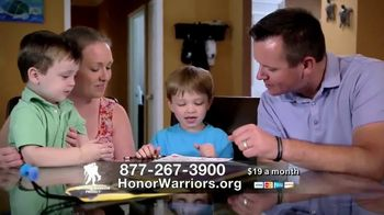 Wounded Warrior Project TV Spot, 'So Proud' Featuring Trace Adkins - Thumbnail 9