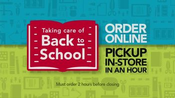Office Depot OfficeMax Taking Care of Back to School TV Spot, 'Online' - Thumbnail 5