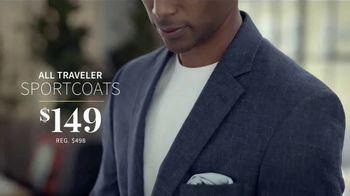 JoS. A. Bank Super Tuesday Sale TV Spot, 'Sportcoats, Suits & Shirts' - Thumbnail 3