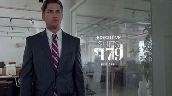 JoS. A. Bank Super Tuesday Sale TV Spot, 'Sportcoats, Suits & Shirts' - Thumbnail 4
