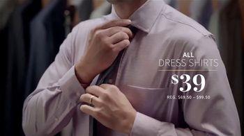 JoS. A. Bank Super Tuesday Sale TV Spot, 'Sportcoats, Suits & Shirts' - Thumbnail 5