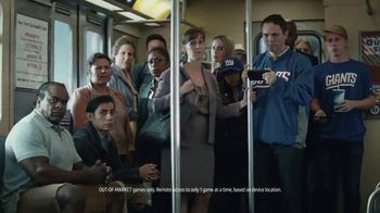 DIRECTV NFL Sunday Ticket TV Spot, 'Fans' Featuring Charlie Day - Thumbnail 3