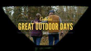 Cabela's Great Outdoor Days Sale TV Spot, 'Trigger Sticks' - Thumbnail 4