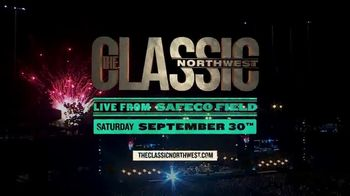 American Express Concert Series TV Spot, 'The Classic Northwest' - 3 commercial airings