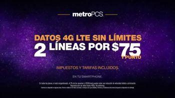 MetroPCS TV Spot, 'El mejor plan sin límites: fan' [Spanish] - Thumbnail 6