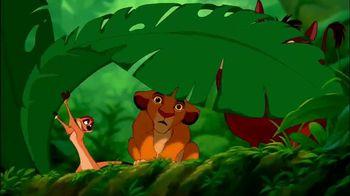 The Lion King (1994) Home Entertainment TV Spot - Thumbnail 2