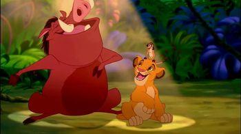 The Lion King (1994) Home Entertainment TV Spot - Thumbnail 7