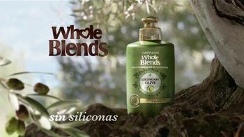 Garnier Whole Blends Legendary Olive TV Spot, 'Suavidad' [Spanish]