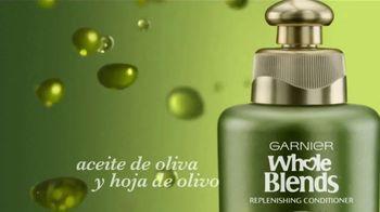 Garnier Whole Blends Legendary Olive TV Spot, 'Suavidad' [Spanish] - Thumbnail 4