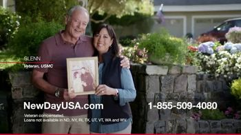 New Day USA 100 VA Loan TV Spot, 'Veterans' - Thumbnail 2