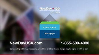 New Day USA 100 VA Loan TV Spot, 'Veterans' - Thumbnail 4