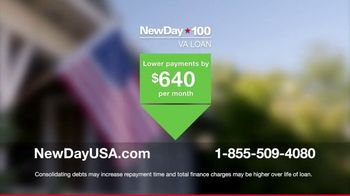 New Day USA 100 VA Loan TV Spot, 'Veterans' - Thumbnail 5