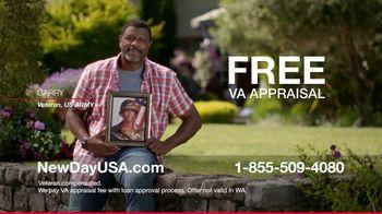 New Day USA 100 VA Loan TV Spot, 'Veterans'