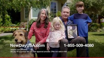 New Day USA 100 VA Loan TV Spot, 'Veterans' - Thumbnail 7
