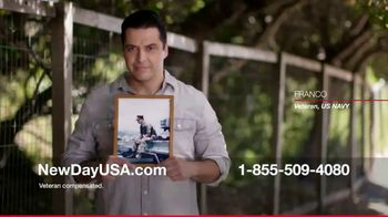 New Day USA 100 VA Loan TV Spot, 'Veterans' - Thumbnail 9