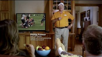 Synodrin Complete Joint Health TV Spot, 'Couch Potatoes' Ft. Phillip Fulmer - 12 commercial airings