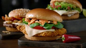 McDonald's Signature Crafted Sandwiches TV Spot, 'Sube el sabor' [Spanish] - Thumbnail 5