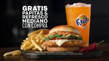 McDonald's Signature Crafted Sandwiches TV Spot, 'Sube el sabor' [Spanish] - Thumbnail 2