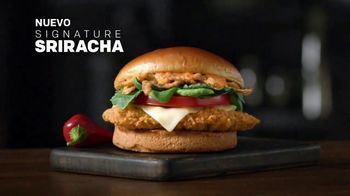 McDonald's Signature Crafted Sandwiches TV Spot, 'Sube el sabor' [Spanish] - Thumbnail 3