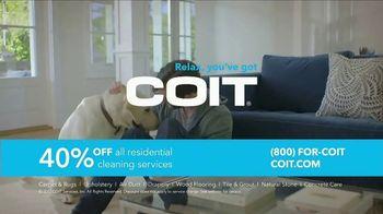 COIT TV Spot, 'Muddy Paws' - Thumbnail 8