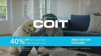 COIT TV Spot, 'Muddy Paws' - Thumbnail 9