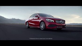 2018 Mercedes-Benz CLA TV Spot, 'Parting' [T1]