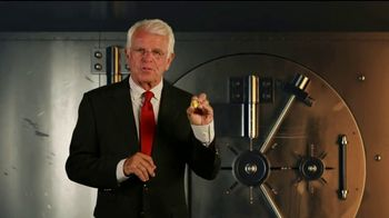 Rosland Capital TV Spot, 'Backed by Gold' Featuring William Devane