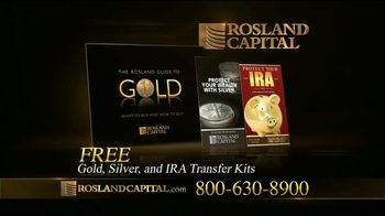 Rosland Capital TV Spot, 'Backed by Gold' Featuring William Devane - Thumbnail 10