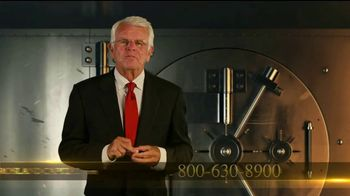Rosland Capital TV Spot, 'Backed by Gold' Featuring William Devane - Thumbnail 4