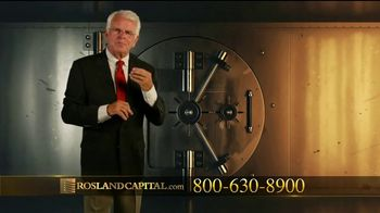 Rosland Capital TV Spot, 'Backed by Gold' Featuring William Devane - Thumbnail 8