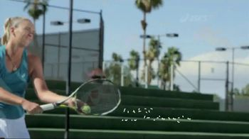 Tennis Warehouse TV Spot, 'ASICS' Featuring Coco Vandeweghe - Thumbnail 1