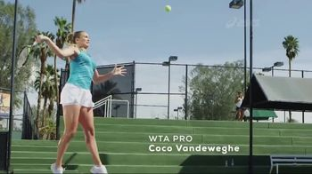 Tennis Warehouse TV Spot, \'ASICS\' Featuring Coco Vandeweghe