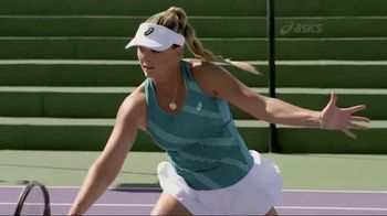 Tennis Warehouse TV Spot, 'ASICS' Featuring Coco Vandeweghe - Thumbnail 4