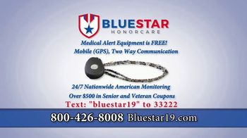 Blue Star HonorCare TV Spot, '20 Million Seniors Will Need Help' - Thumbnail 5
