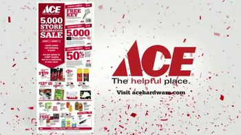 ACE Hardware 5,000 Store Celebration Sale TV Spot, 'Number of Ways' - Thumbnail 10