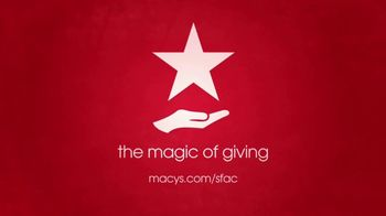Macy's Shop for a Cause TV Spot, 'March of Dimes: Make a Difference' - Thumbnail 9