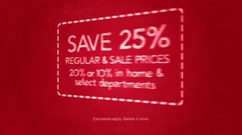 Macy's Shop for a Cause TV Spot, 'March of Dimes: Make a Difference' - Thumbnail 4