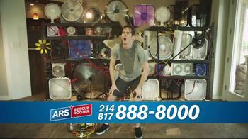 ARS Rescue Rooter TV Spot, 'HVAC System: Nest Thermostat'