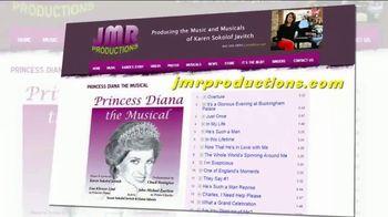 JMR Productions TV Spot, 'Princess Diana: The Musical Songs' - Thumbnail 6