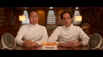 Popeyes Hot Honey Crunch Tenders TV Spot, 'Comedy Central: Hot or Sweet' - Thumbnail 8