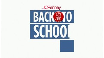 JCPenney Back to School Sale TV Spot, 'New Wardrobe' - Thumbnail 1