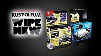 Rust-Oleum Wipe New TV Spot, 'Groundbreaking Formula' - Thumbnail 1