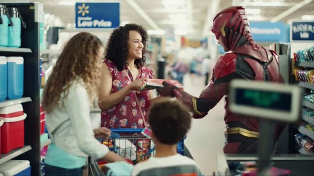 Walmart Spark Shop >> Walmart TV Commercial, 'Shop Fast, Check Out Faster' Song by Bonnie Tyler - iSpot.tv