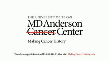 MD Anderson Cancer Center TV Spot, 'Confronting Cancer: How to Fight' - Thumbnail 9