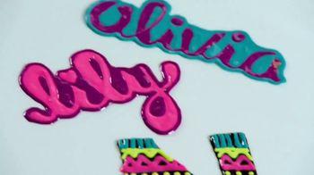 3D Cra-Z-Gels Sticker Art TV Spot, 'Deluxe Sticker Art' - Thumbnail 5