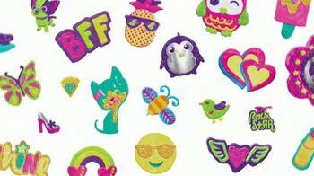 3D Cra-Z-Gels Sticker Art TV Spot, 'Deluxe Sticker Art' - Thumbnail 6