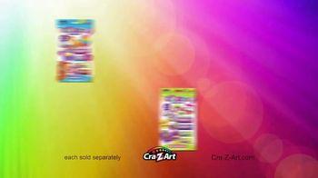 3D Cra-Z-Gels Sticker Art TV Spot, 'Deluxe Sticker Art' - Thumbnail 9