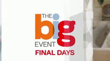 Ashley HomeStore The Big Event TV Spot, 'Final Days' - Thumbnail 1
