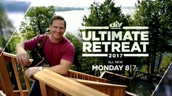 DIY Network Ultimate Retreat Giveaway 2017 TV Spot, 'Lakefront Hideaway' - Thumbnail 10