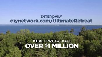 DIY Network Ultimate Retreat Giveaway 2017 TV Spot, 'Lakefront Hideaway' - Thumbnail 6